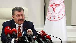 Sağlık Bakanı Koca, koronavirüs salgınının ne kadar süreceği sorularına yanıt verdi