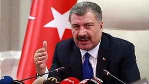 Sağlık Bakanı Koca, yeni koronavirüs vakalarının açıklanacağı siteyi paylaştı
