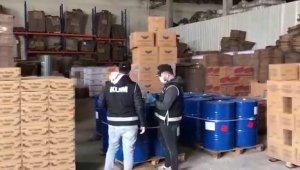 Şanlıurfa'da sahte hijyen ürünü operasyonu: 4 gözaltı