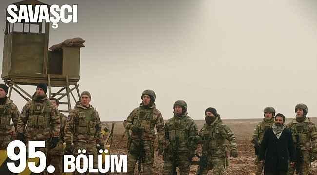 Savaşçı 95. bölüm izle | Savaşçı son bölüm izle : Haydar Yüzbaşı Türk Bayrağı'nı indireni vuruyor - 8 Mart 2020 Fox TV