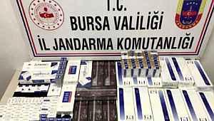 Sigara kaçakçısı, 'haberim yoktu' dese de hapis cezasından kurtulamadı - Bursa Haberleri