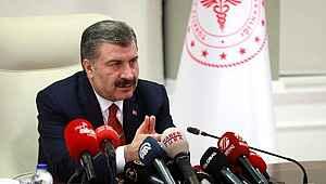 Son dakika: Bakan Koca açıkladı : Türkiye'deki koronavirüslü toplam vaka sayısı açıkladı