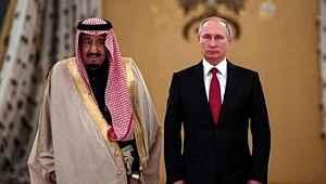 Suudi Arabistan'ın petrol hamlesi ile kriz yaşayan Rusya resti çekti... Karşılık verecek