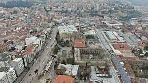 Tarihi Çarşı ve Hanlar Bölgesi 6 Nisan'a kadar kapalı olacak - Bursa Haberleri