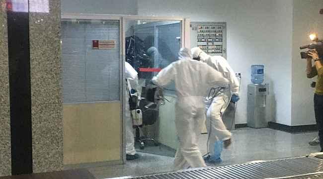 TBMM'de korona virüse karşı önlemler alınıyor