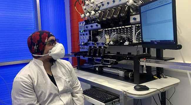 Türk Bilim insanlarının ürettiği kit 10-20 dakikada sonuç veriyor