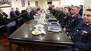 Türk ve Rus askeri heyetleri 10 Mart'ta Ankara'da bir araya gelecek