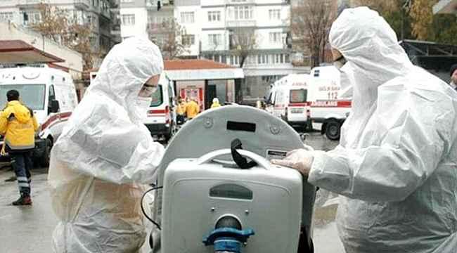 Türkiye koronavirüs vaka sayısında bir günde 6 sıra birden yükseldi