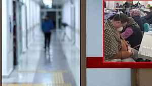 Türkiye'nin koronavirüs hastanesinden olduğu iddia edilen görüntüler gündem oldu