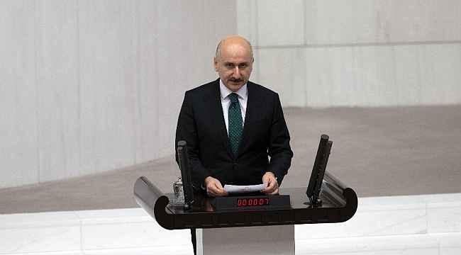 Ulaştırma ve Altyapı Bakanı Adil Karaismailoğlu yemin etti