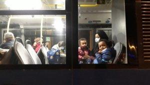 Umre dönüşü karantinaya alınan vatandaşların bir kısmı başka yurda götürüldü