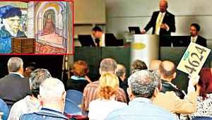 van Gogh'un 1966'da 4 sterline alınan tablosu 15 milyon euroya satışa çıktı