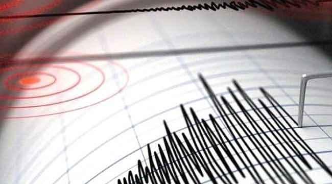 Van sınırında korkutan deprem