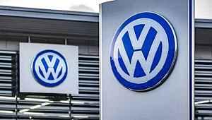 Volkswagen'den dikkat çene koronavirüs hamlesi... Logosunu değiştirdi