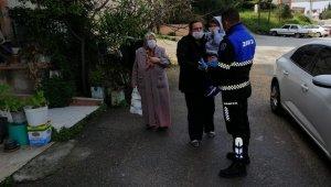 Yaşlı ve ihtiyaç sahiplerine yardım eli - Bursa Haberleri