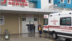Yedikleri yemekten zehirlenen 43 öğrenci ve öğretmen hastaneye kaldırıldı