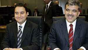 Yeni parti henüz kurulmadan Gül ve Babacan'ın yolları ayrıldı,