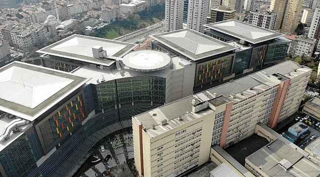 Yenilenen hastane korona virüs nedeniyle erken hizmete alındı