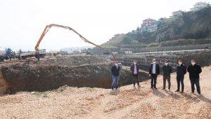 Yıldıztepe'nin temeli atıldı - Bursa Haberleri