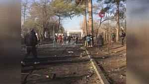 Yunan güvenlik güçlerinin, mültecilere sert müdahalesi sürüyor