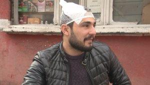 Yunan polisi tarafından darp edilen Konyalı genç konuştu