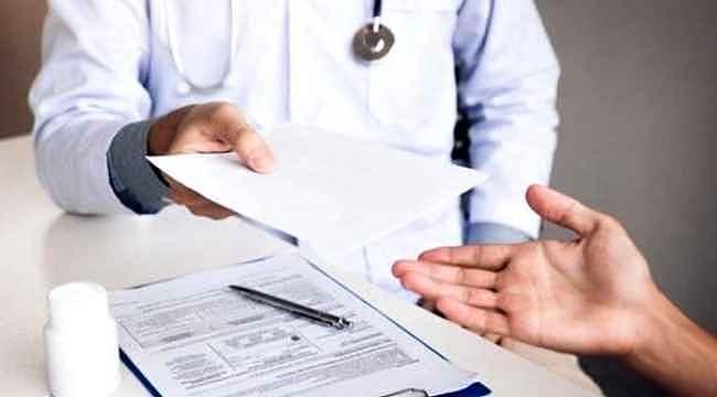 1 Ocak ve sonrasında süresi dolan sağlık raporları ve reçeteler ikinci bir duyuruya kadar geçerli olacak
