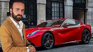1000 TL'lik yardıma başvurduğu söylenen Samsun'daki Ferrari sahibi suskunluğunu bozdu: