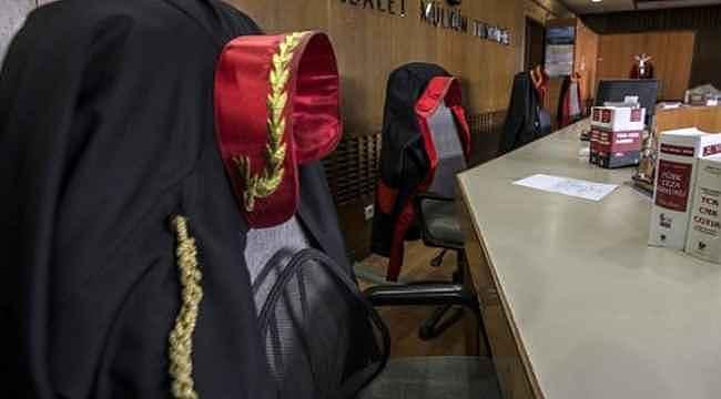 12 Hakim ve Cumhuriyet savcısı ile 55 Adalet Bakanlığı personelinin test sonuçları pozitif çıktı