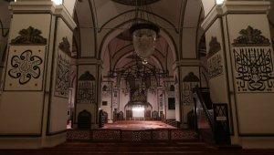 621 yıllık tarihi Ulu Cami'deki sessizlik böyle görüntülendi - Bursa Haberleri