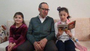 77 yaşındaki Mikail amcadan korona şiiri - Bursa Haberleri