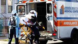 ABD'de ölenlerin sayısı 3 bin 178 artarak 49 bin 963'e yükseldi