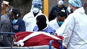 ABD'de ölenlerin sayısı son 24 saatte 1339 arttı