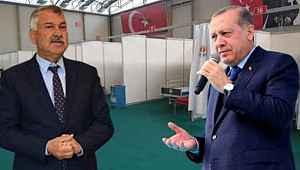 Adana Büyükşehir Belediye Başkanından Cumhurbaşkanı Erdoğan'a yanıt