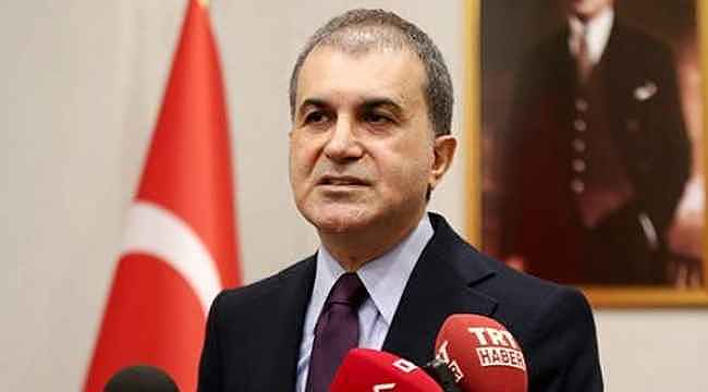 """AK Parti Sözcüsü Çelik: """"Lanetli terör örgütüyle mücadele mazlumlara da borcumuzdur"""""""