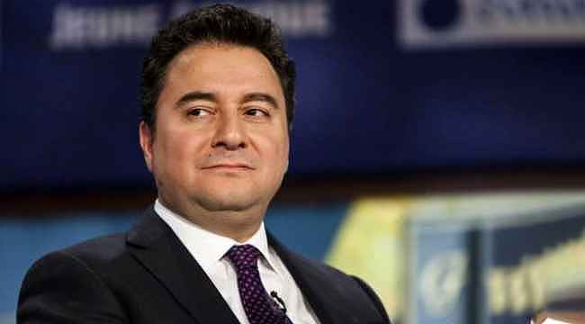 Ali Babacan, gelen tepkiler sonrası 23 Nisan mesajını revize etti