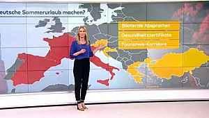 Alman televizyonundan vatandaşlara yaz tatili önerisi: