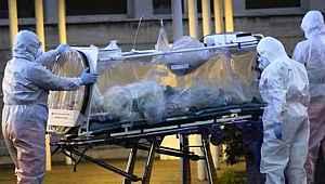 Almanya ve Fransa'da koronavirüs bilançosu ağırlaşıyor... Bir günde 588 kişi öldü