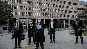 Avukatlardan Ankara Barosu hakkında suç duyurusu