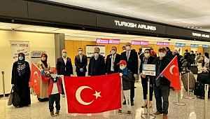 Bakan Çavuşoğlu, Türkiye'ye getirilen vatandaşlarımızın sayısını açıkladı