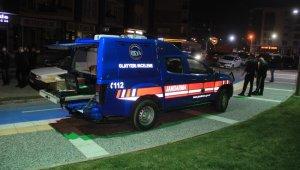 Balıkesir'de jandarmaya silahlı saldırı: 2 asker yaralandı