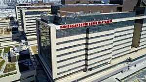 Başakşehir Şehir Hastanesi'nin acil bölümü bugün açılıyor