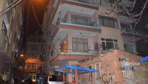 Bir ailenin yaşadığı panik bütün mahalleliyi sokağa döktü.