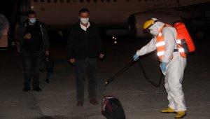 Bosna Hersek ve Hırvatistan'dan getirilen 118 kişi karantinaya alındı