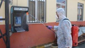 Bursa Adliye ve cezaevlerinde korona virüsüne karşı tedbirler alındı - Bursa Haberleri