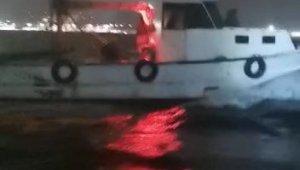 Bursa Gemlik'te trol teknesi yakalandı - Bursa Haberleri