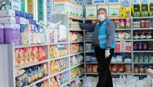 Bursa'da bir caminin içi ihtiyaç sahipleri için markete çevrildi - Bursa Haberleri