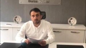 Bursalı avukatlardan Diyanet İşleri Başkanı'na destek, Ankara Barosu'na kınama - Bursa Haberleri