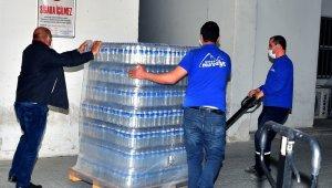 Büyükşehirden hastanelere su takviyesi - Bursa Haberleri