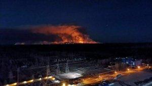 Çernobil'de 10 gündür süren yangın söndürüldü