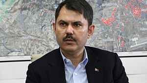 Çevre ve Şehircilik Bakanı Murat Kurum: '10 ayrı ilde 21 farklı bölge, kesin korunacak hassas alan' ilan edildi.